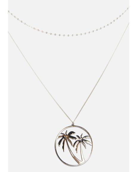 Find My Paradise Chain Necklace