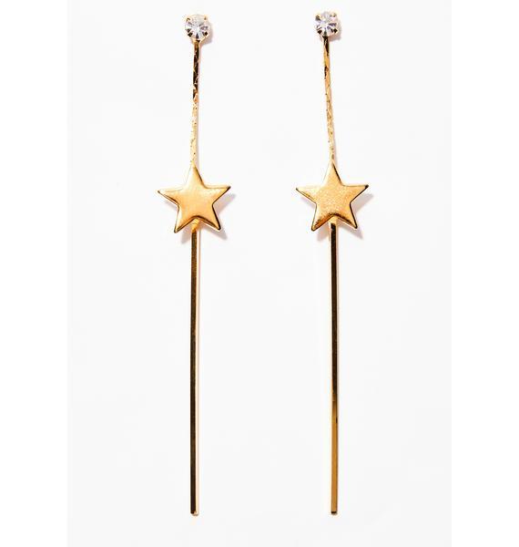 Dreamin' of Genie Earrings