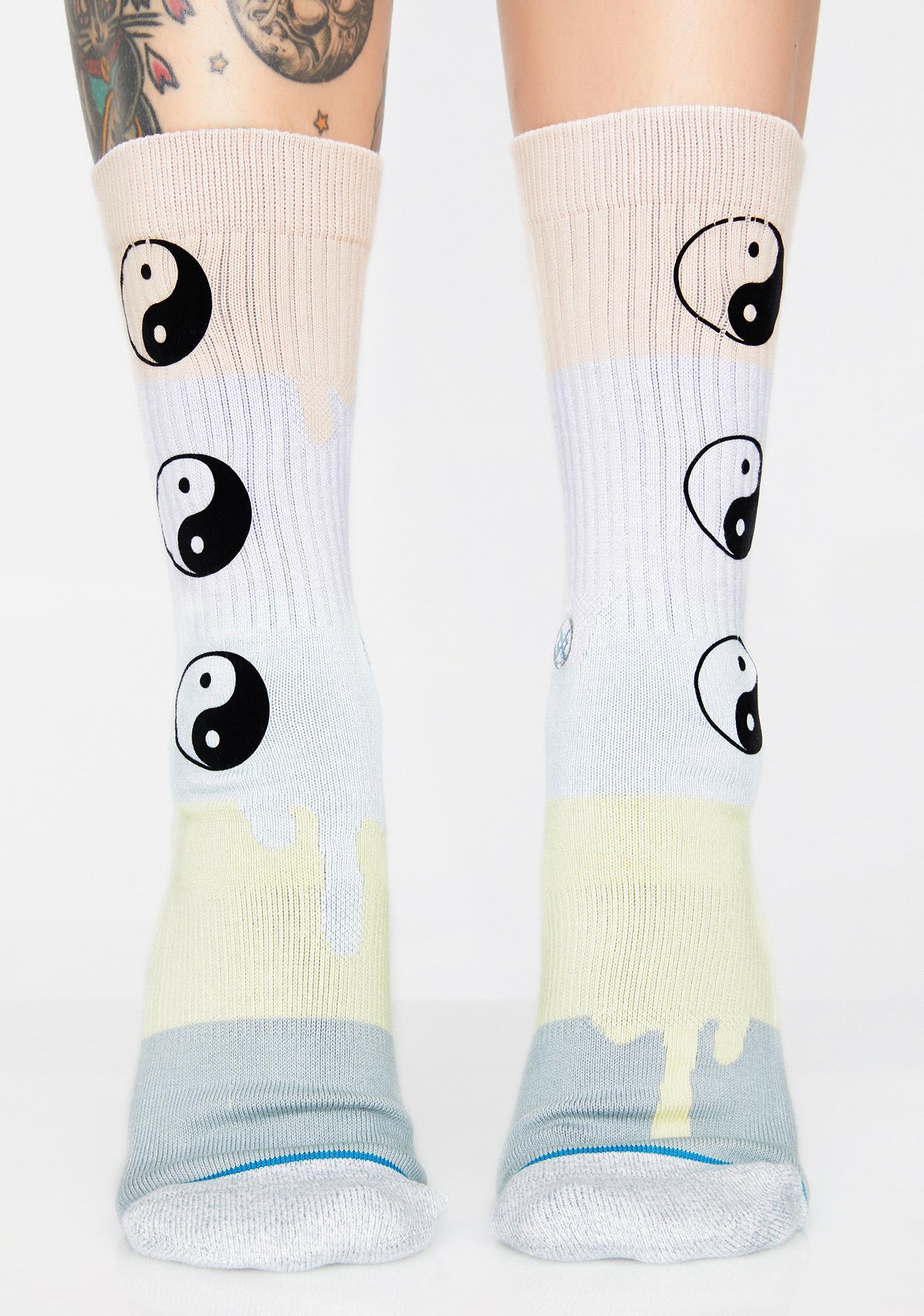 Stance Yin To Yang Socks