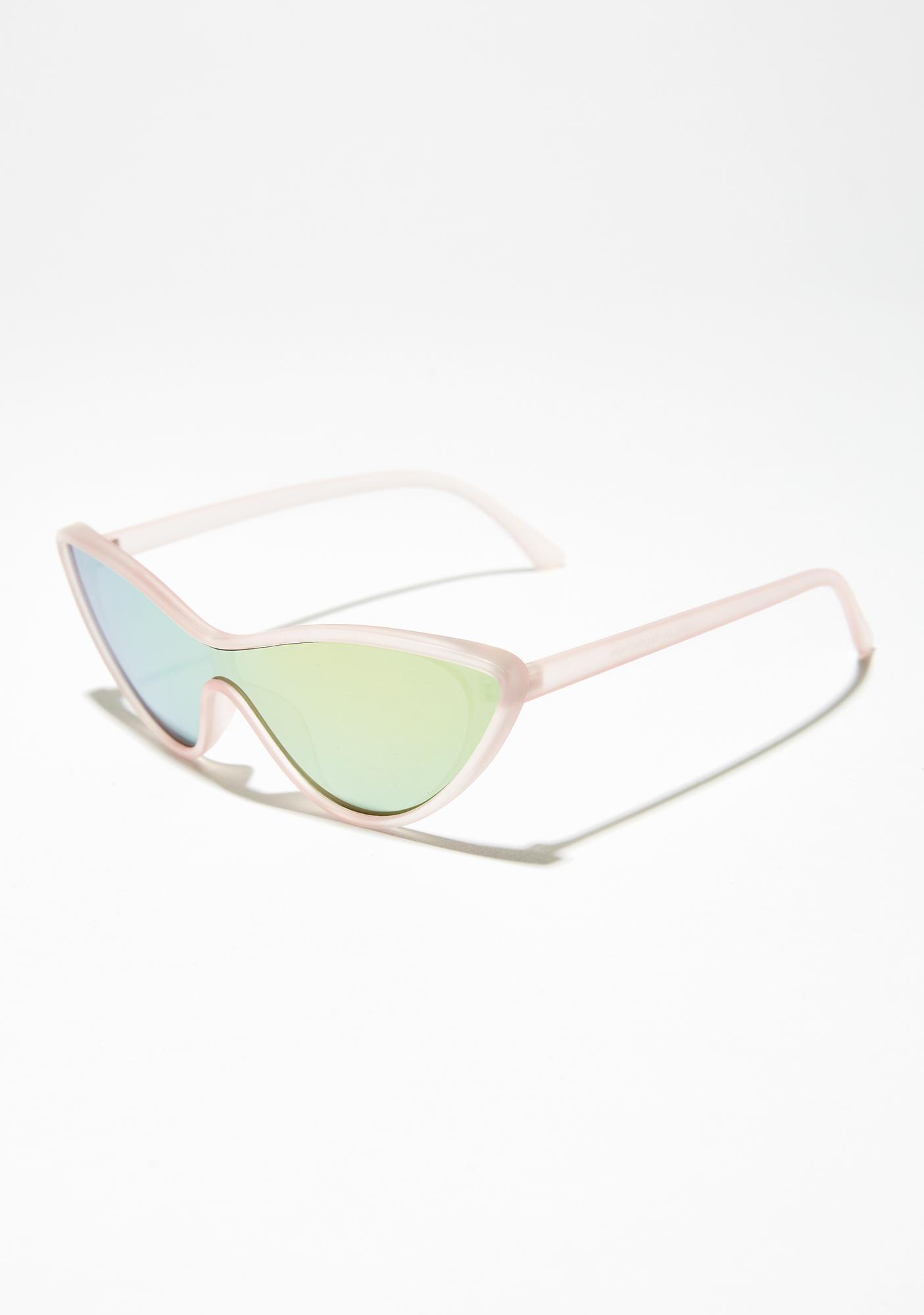 International Sensation Cat-Eye Sunglasses