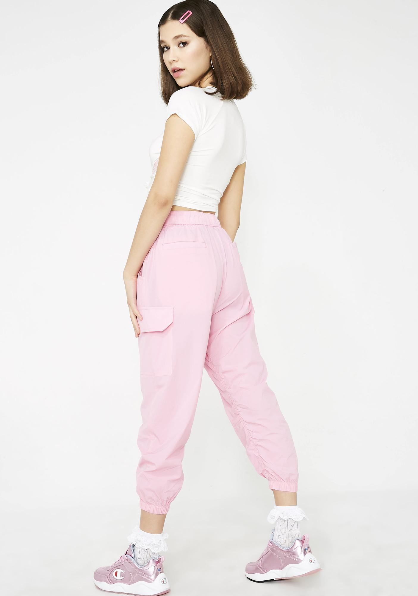 Doll Parts Cargo Joggers