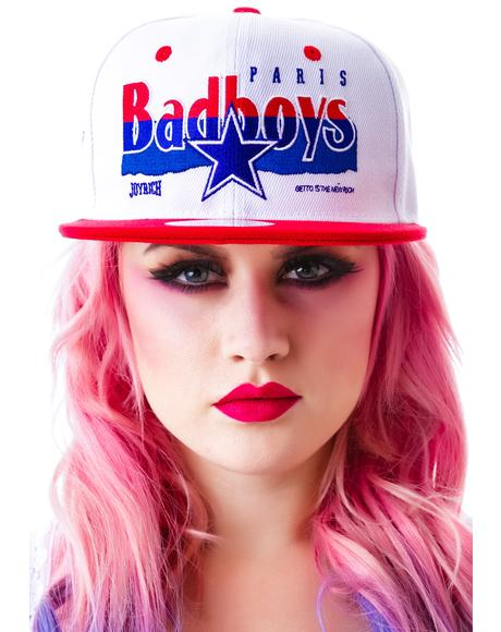 Paris Bad Boys Snapback