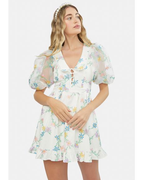 Majorie Mini Dress
