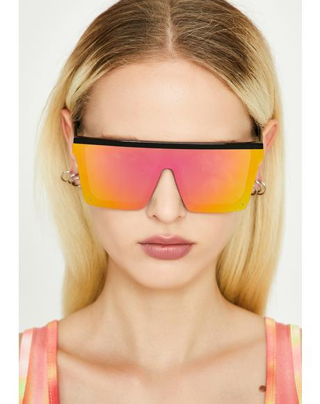 Thermal Xtreme Elementz Shield Sunglasses
