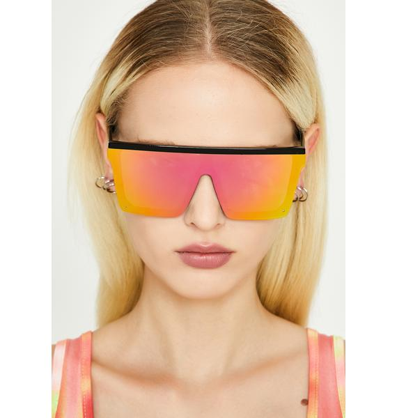 Thermal Xtreme Elementz Shield Sunglasses
