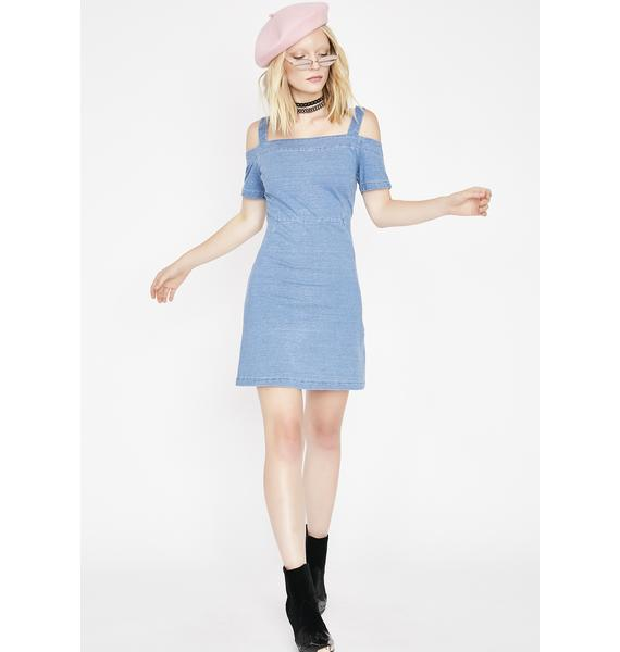 Darling Baby Denim Dress