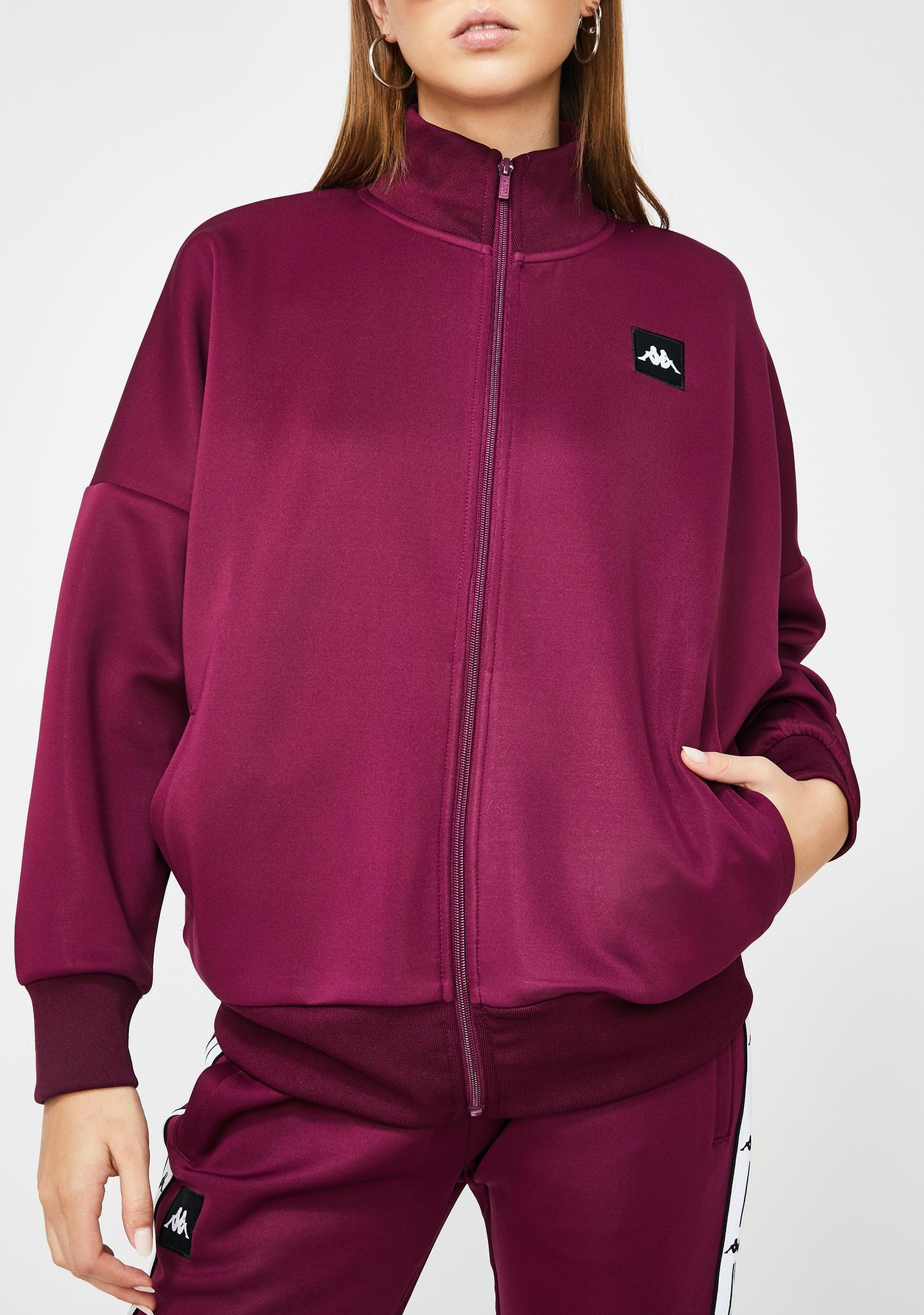Kappa Authentic Jpn Bancu Track Jacket