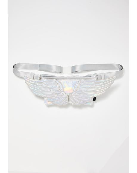 Wings Fanny Pack