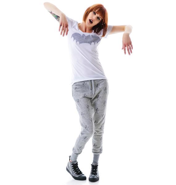 Zoe Karssen All Over Skeleton Pants