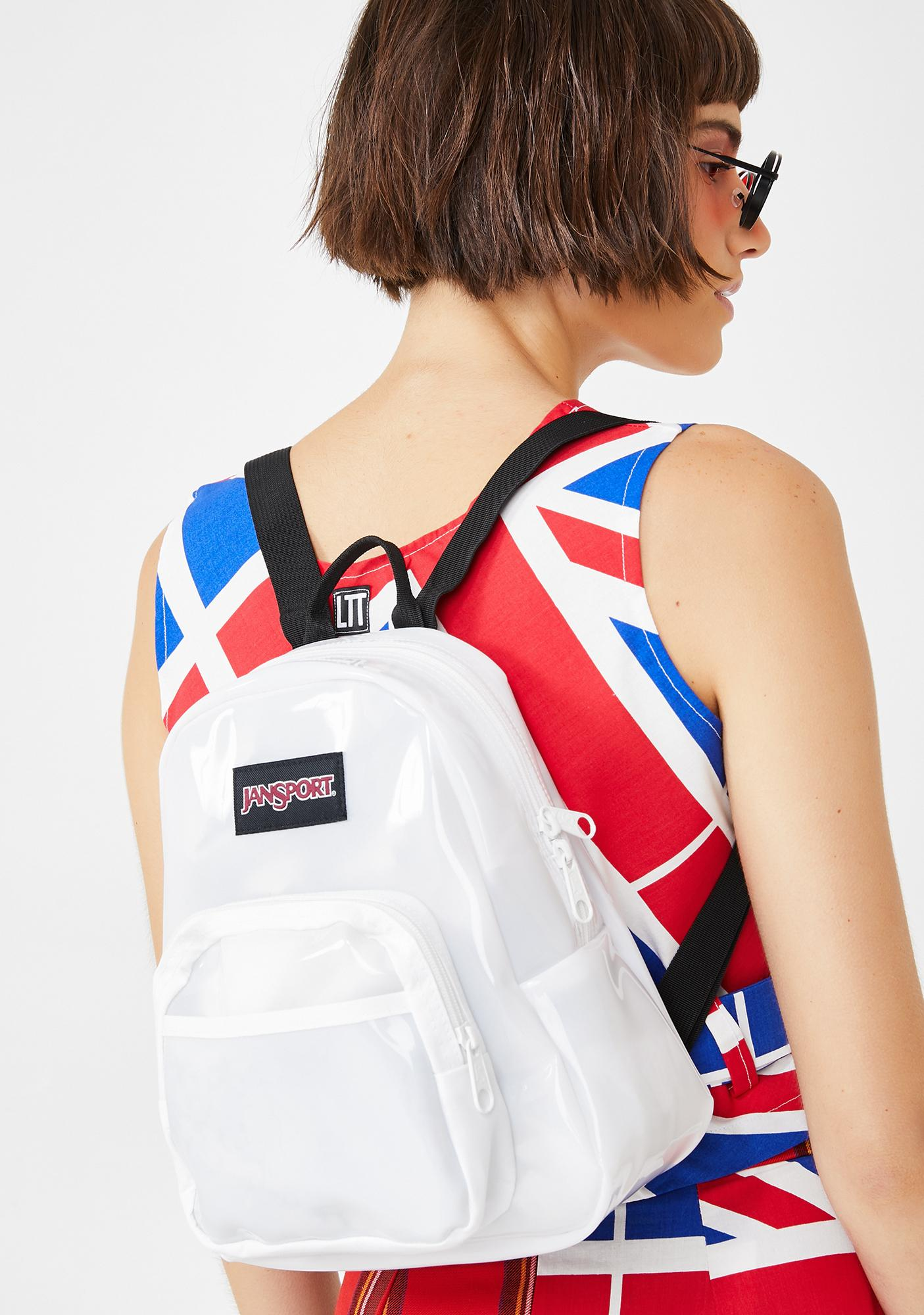 JanSport Half Pint FX Mini Backpack