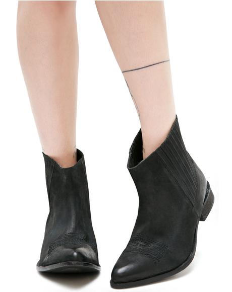 Paradise Rock Ankle Boots