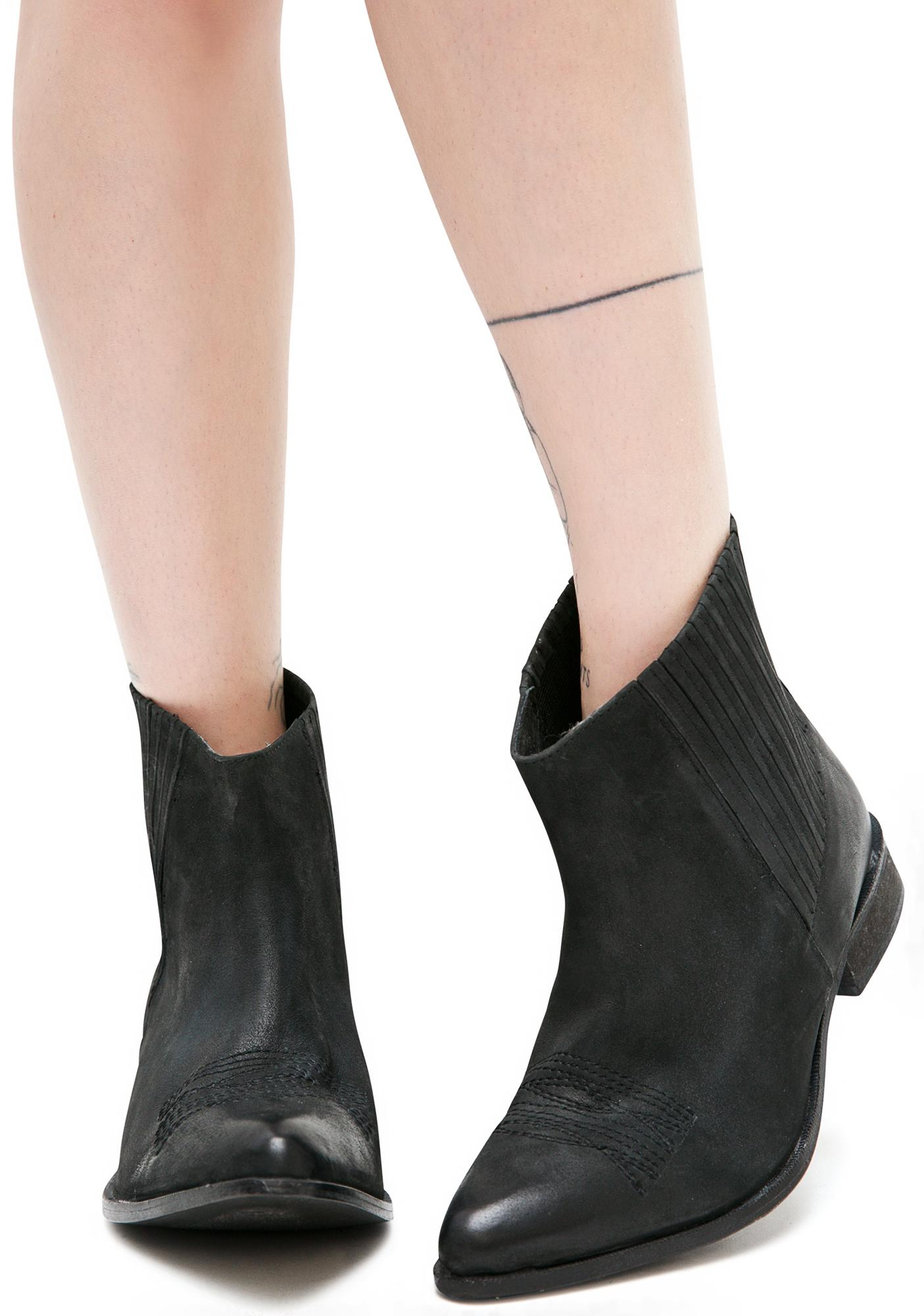 One Teaspoon Paradise Rock Ankle Boots