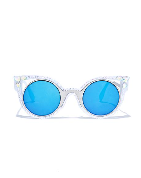 Techno Kitty Sunglasses