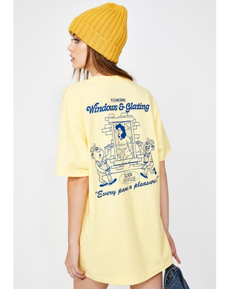Glazing Graphic Tee