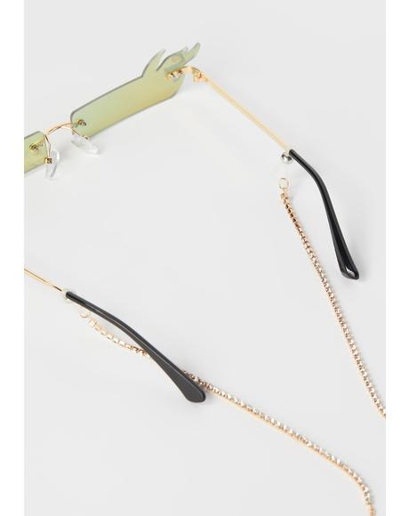 Hang Low Sunglasses Chain