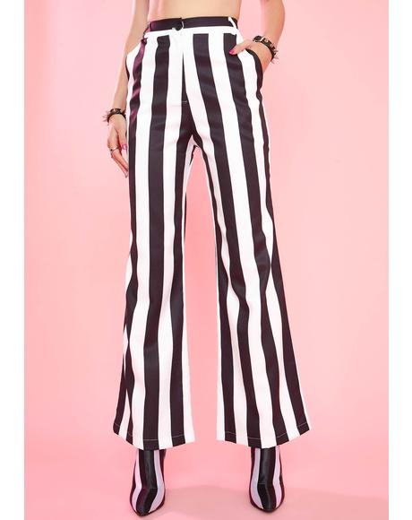 Ghoul Squad Wide Leg Pants