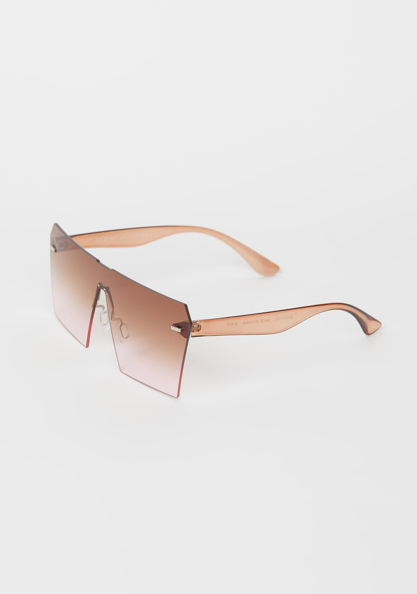 Fun And Games Shield Sunglasses