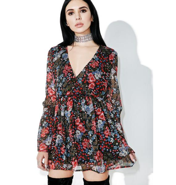 Wild Child Flower Dress