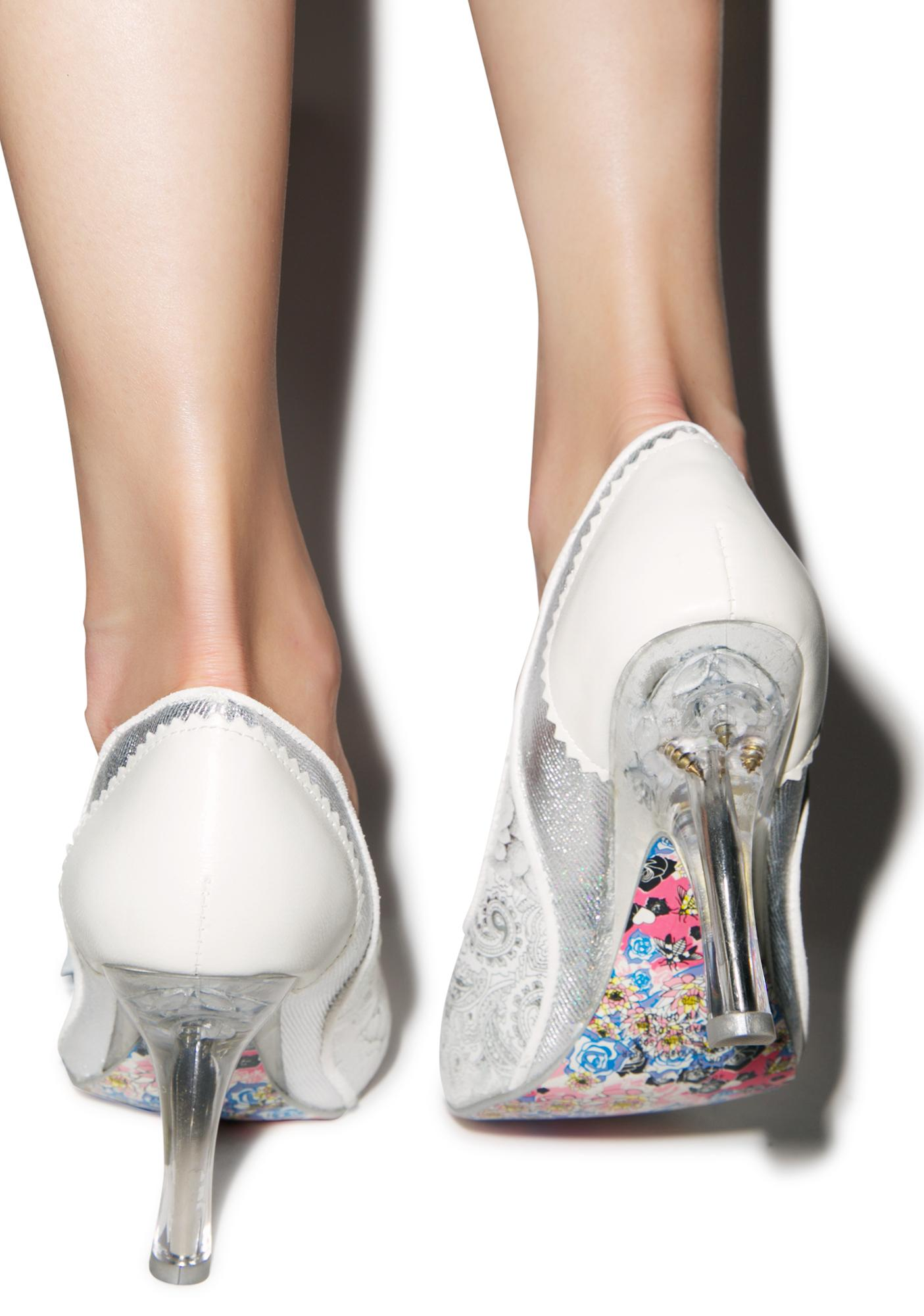 Irregular Choice Mrs. Lower Heels