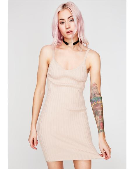 Nude All Mine Knit Dress