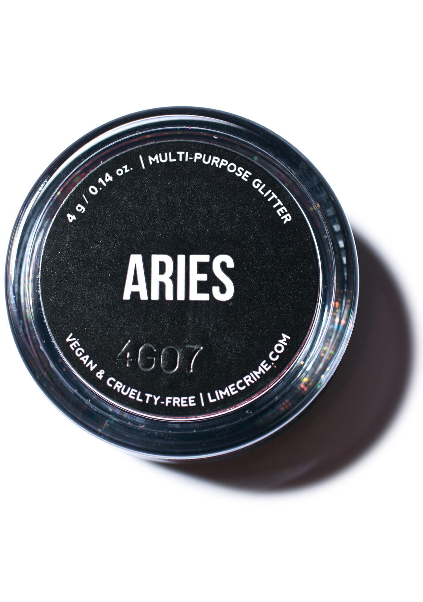 Lime Crime Aries Zodiac Eye Glitter