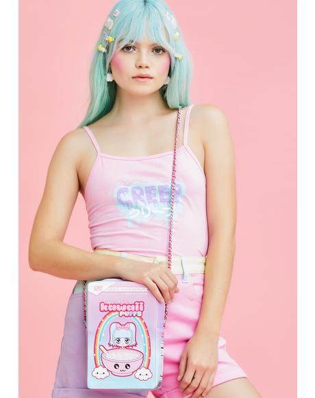 Playtime Puffs Crossbody Bag