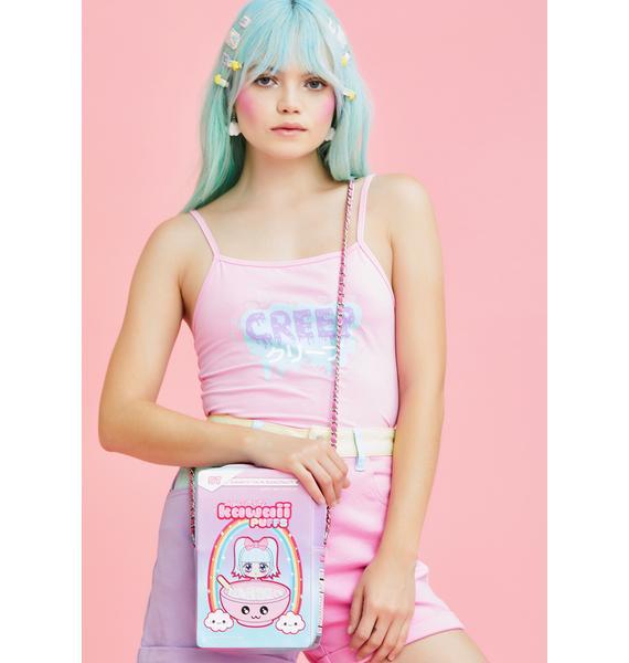 Sugar Thrillz Playtime Puffs Crossbody Bag