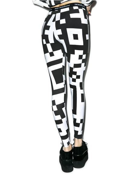 D9 Code Leggings
