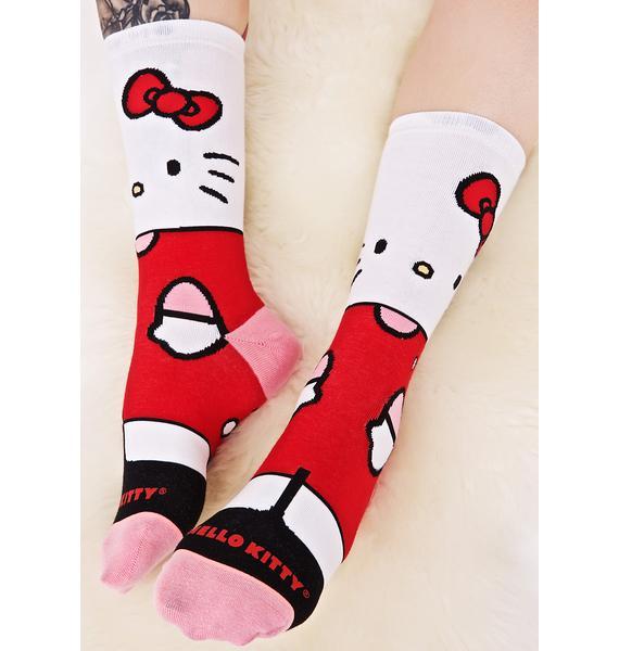 Stance Hello Kitty Crew Sock