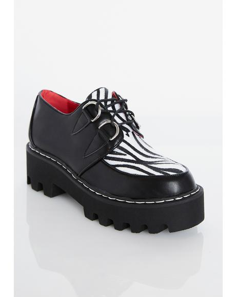 Monster Mash Platform Creepers