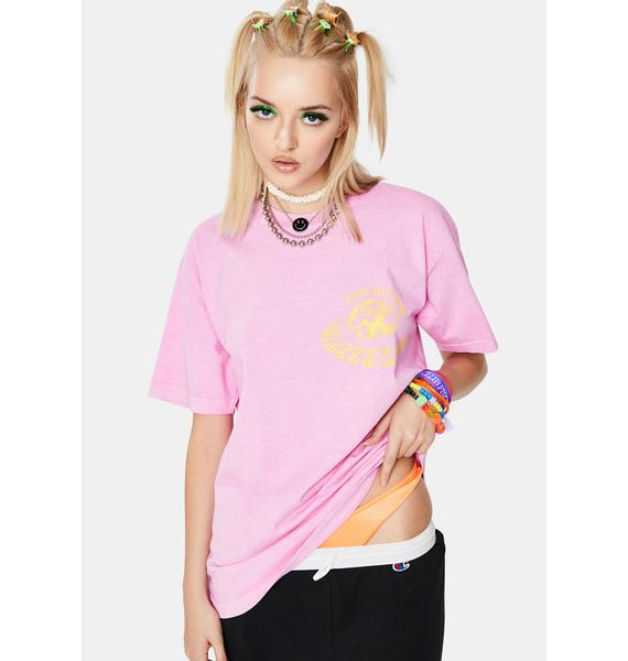 Club Fantasy Pink After Hours V2 Graphic Tee