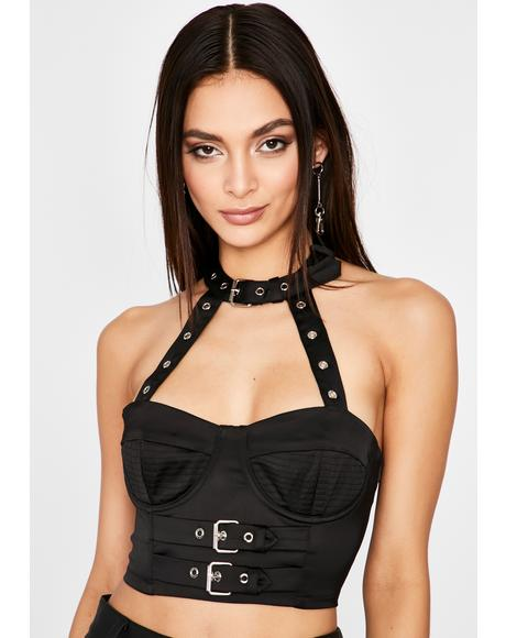 Sin Secrets Crop Top