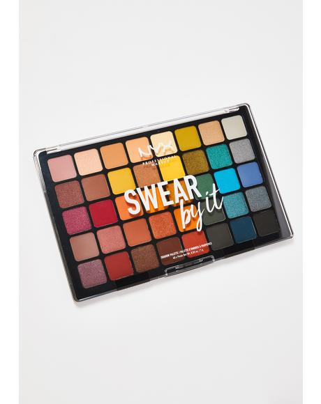 Swear By It Eyeshadow Palette