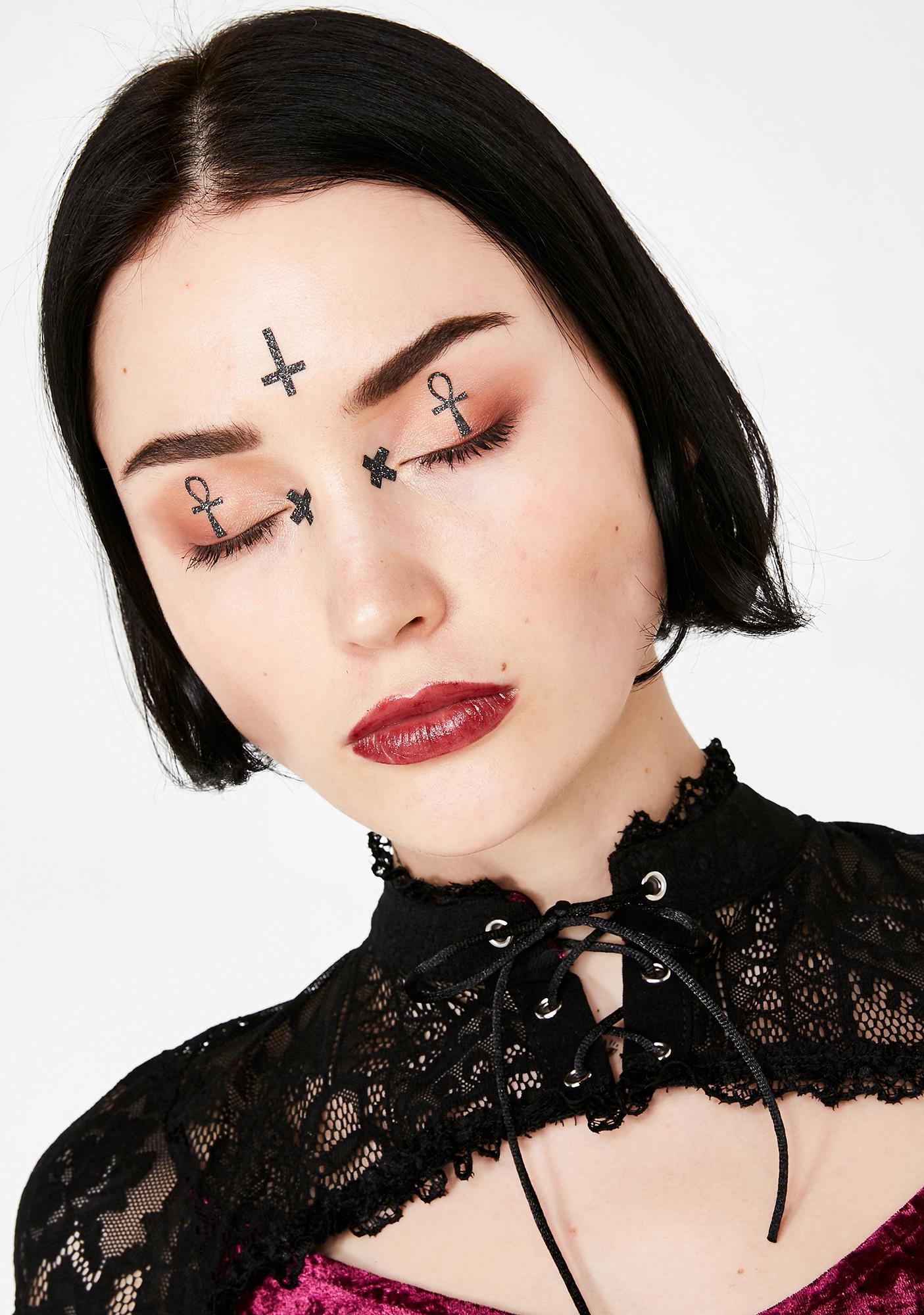 Stinnys Cross Marks Body N' Face Stickers