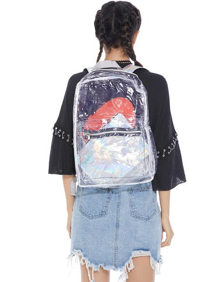 In The Clear Backpack