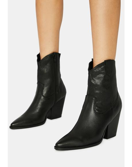 Gilly Ankle Boots
