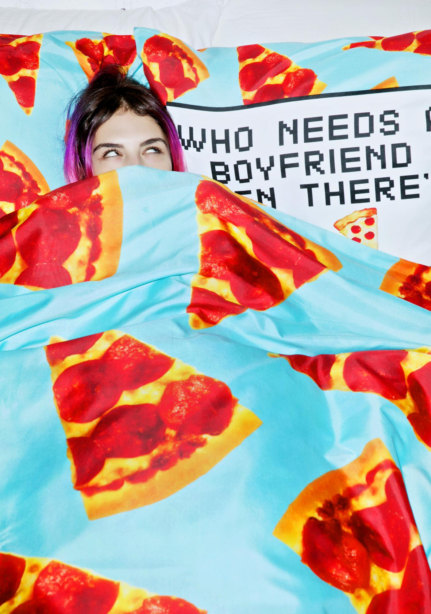 Sugarpills Wifi + Pizza Bedding