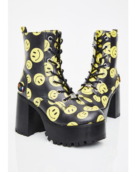 Joyful Noise Platform Boots