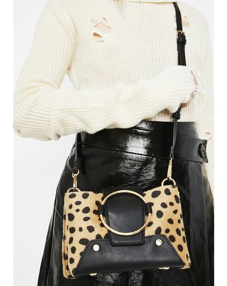 Let Us Prey Crossbody Bag