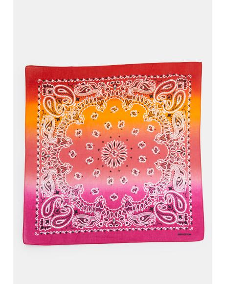 Sweet Girl Gang Leader Ombre Bandana