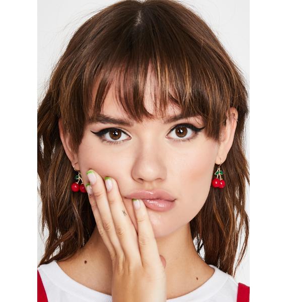 Pop My What?! Drop Earrings