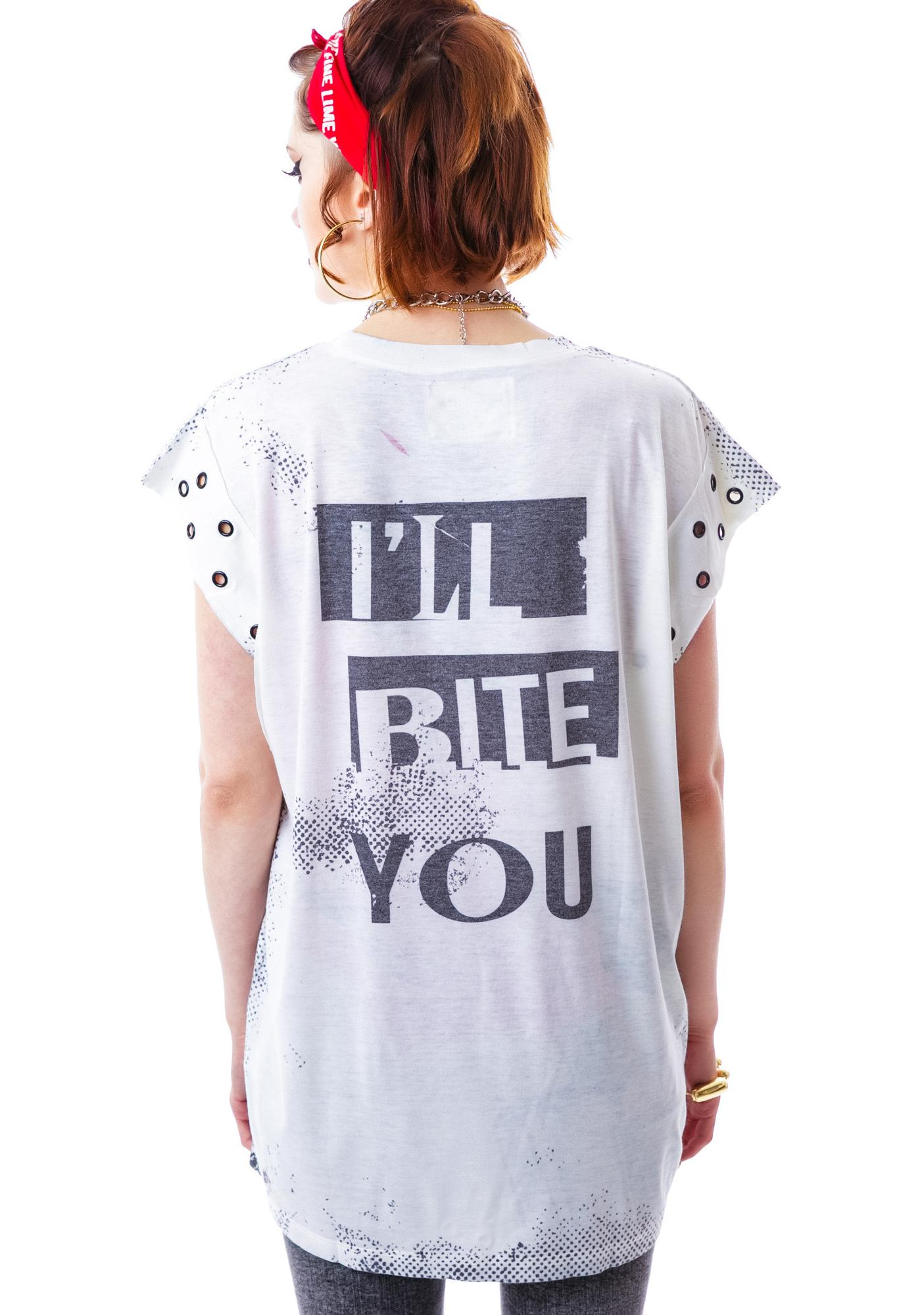Lick Me Up Muscle Tee