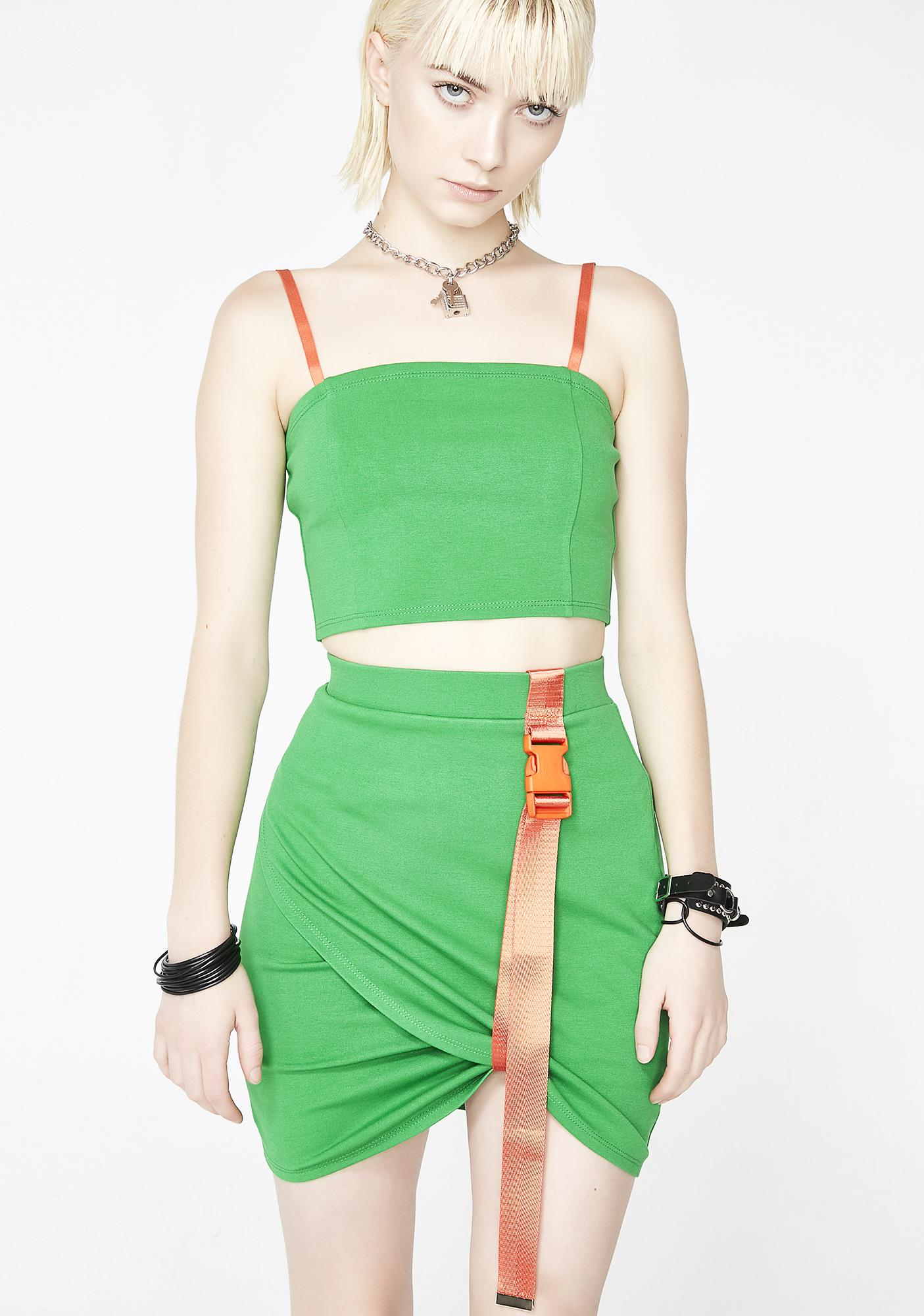 Strapped In Buckle Set