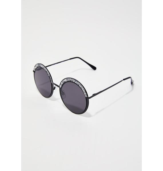 Cool Hippie Round Sunglasses