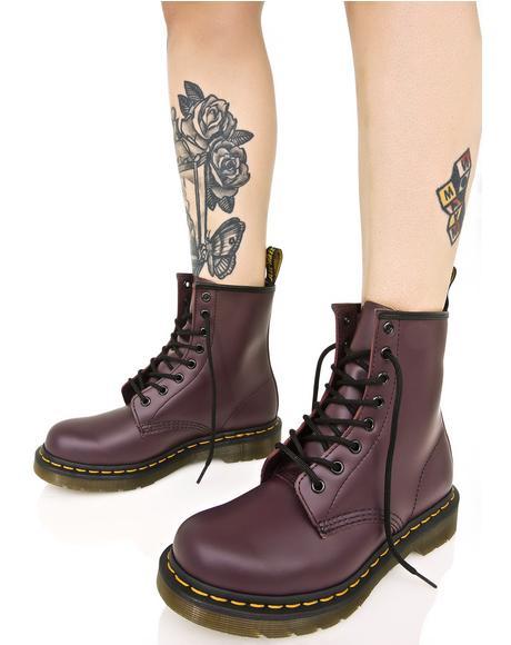 Royal Purple 1460 8 Eye Boots
