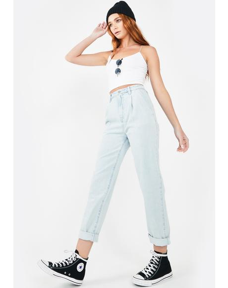 Vapor Denim Jeans