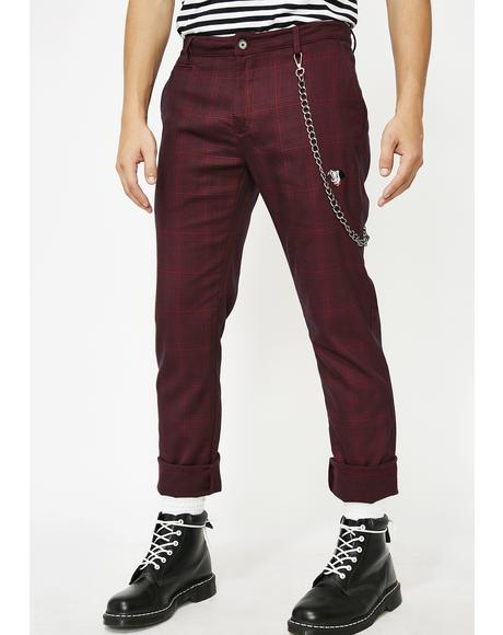 x Disney Bond Pants