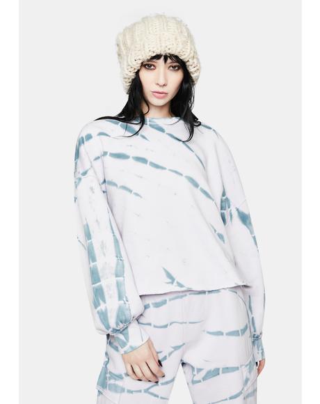 Olivia Tie Dye Sweatshirt