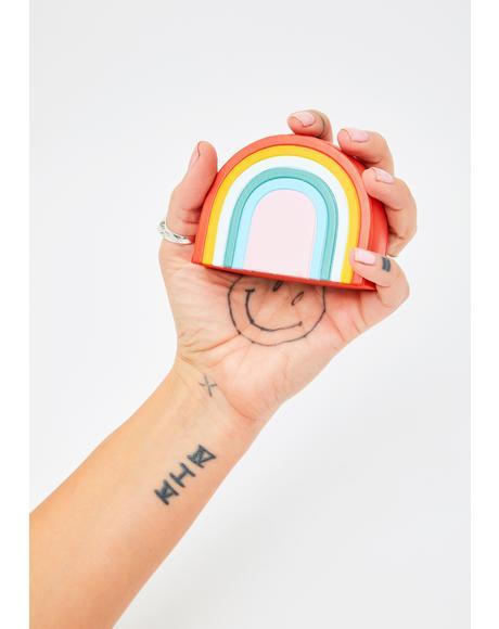 Rainbow Feel Better De-Stress Ball