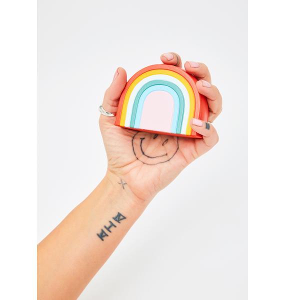 ban.do Rainbow Feel Better De-Stress Ball
